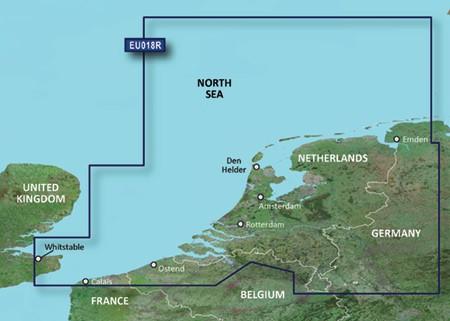 Garmin VEU018R Bluechart g2 Vision Benelux Länder