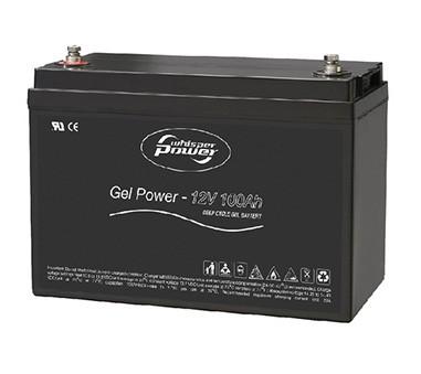 Whisper Power GEL Batterie 12V / 100 Ah