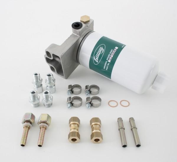 WhisperPower Kraftstoff-Kit für Generatorsysteme M-SC und M-SQ
