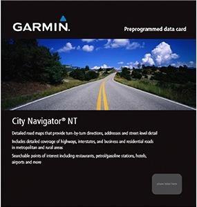 City Navigator Europa NT – Spanien und Portugal von Garmin