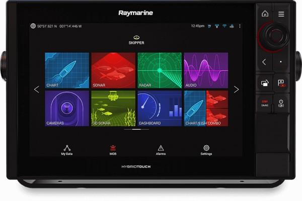 Axiom 12 Pro RVX Multifunktionsdisplay von raymarine