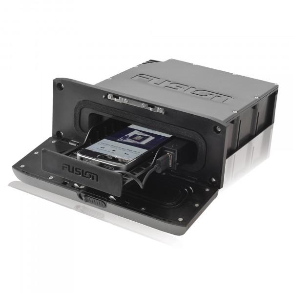 MS-UD755 Marineradio mit Smartphone Schacht