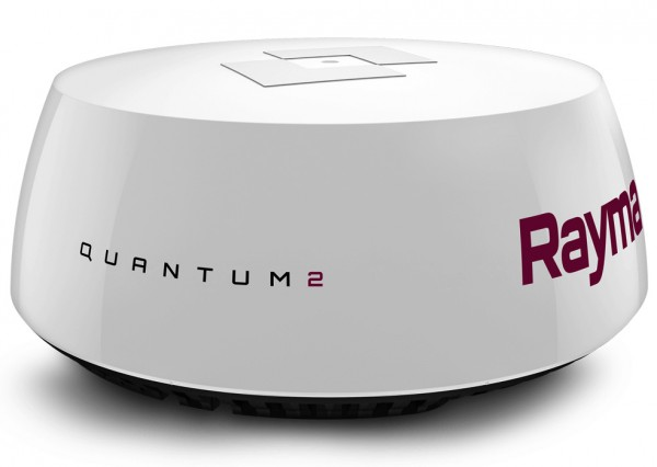 Quantum 2 Radar Chirp Raymarine
