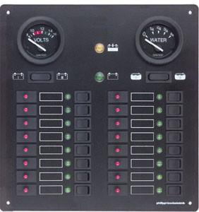 Philippi Stromkreisverteiler STV 416 - 12V