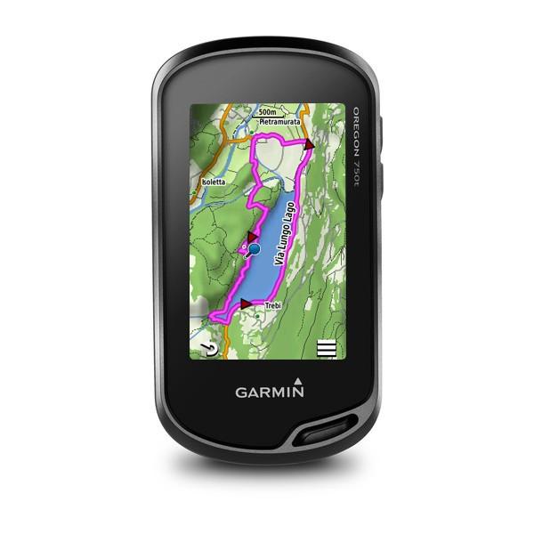 Oregon 750t von Garmin Outdoor GPS
