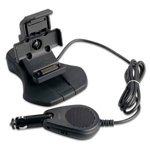 Garmin GPSMAP 620 Kfz-Halterung mit Zig. Anzünder + Lautsprecher günstig online kaufen