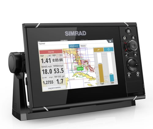 Simrad NSS7 evo3 Multifunktionsdisplay