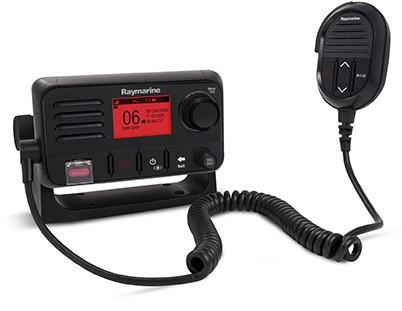 E70245 Ray52 UKW See-/Binnen-Funkanlage von Raymarine mit integriertem GPS