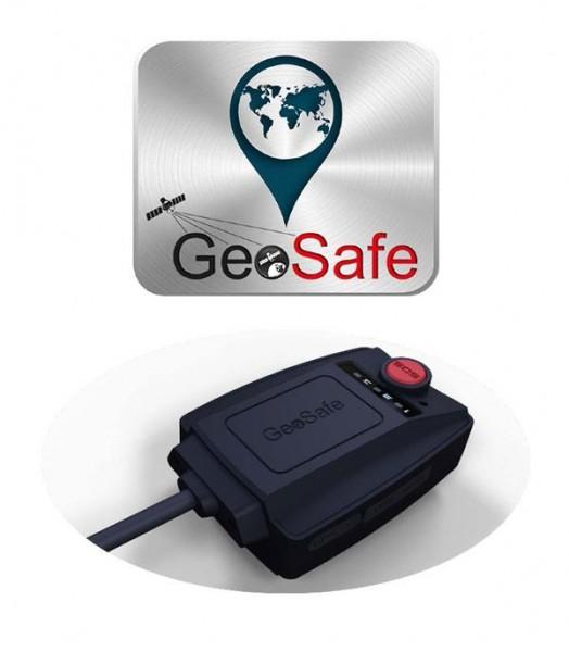 GeoSafe Alarm Tracker