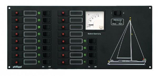 Philippi Stromkreisverteiler STV 312/4 SY - 12 V