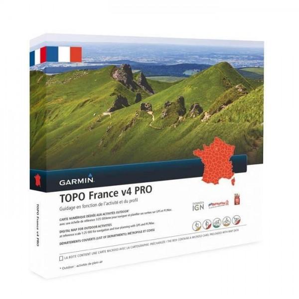 Topo Frankreich v4 Gesamt Pro von Garmin günstig online kaufen