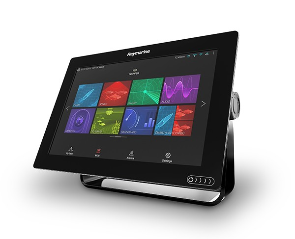 Raymarine Axiom 9 Multifunktionsdisplay