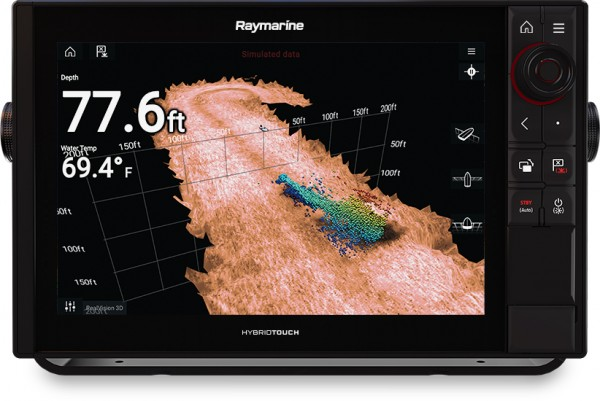 Axiom Pro 12 RVX Multifunktionsdisplay von Raymarine