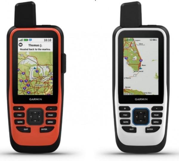 GPSMAP 86i und GPSMAP 86s von Garmin
