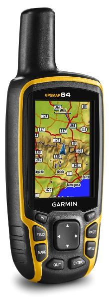 GPSMAP 64, Worldwide von Garmin