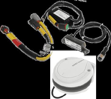 000-10402-001 SG05 Volvo EVC Kit für IPS Motoren-Steuerung