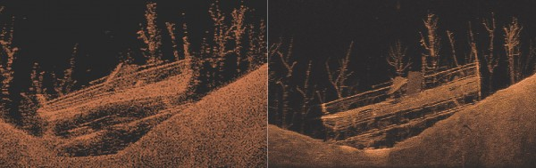 Garmin-UHD-Echolot-Vergleich