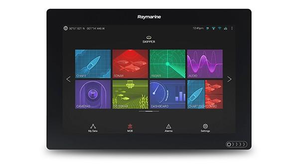 Raymarine Axiom Display