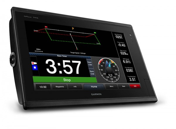 Garmin GPSMAP Kartenplotter 7416 J1939 Touch