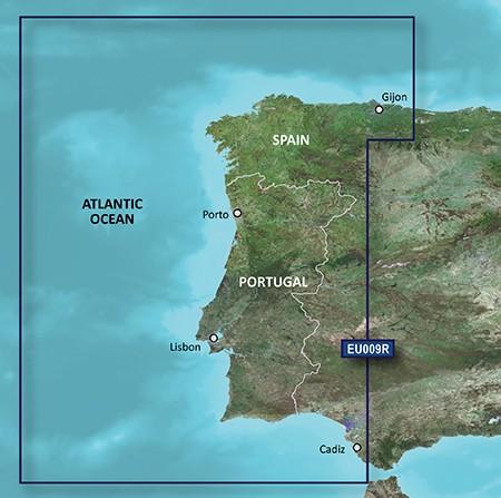 HXEU009R BC G2 HD Portugal und Nordwest Spanien