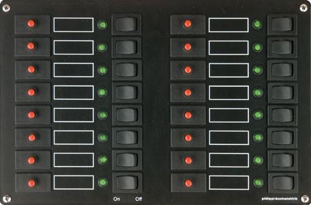 Philippi Stromkreisverteiler STV 316