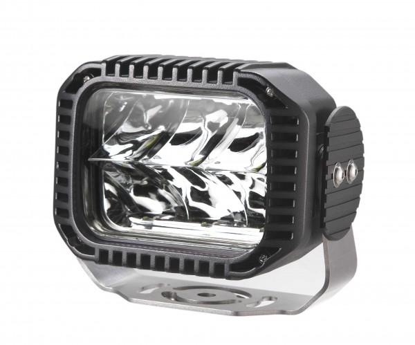 LED Spot-Decksstrahler 120.000 Candela/1.500 Lumen - schwarz