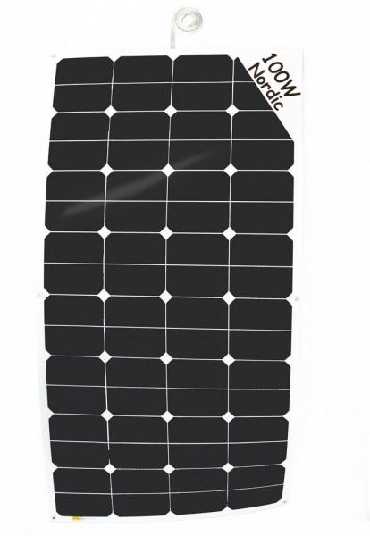 Flaches Solarmodul N100JF Nordic von Sunbeam Systems