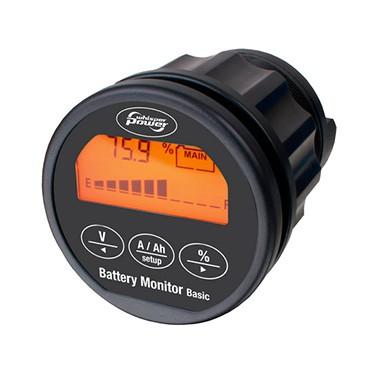 Whisper Power WBM BASIC Batterie Monitor / Batterieüberwachung