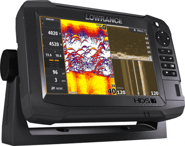 Lowrance Carbon HDS 7 Echolot