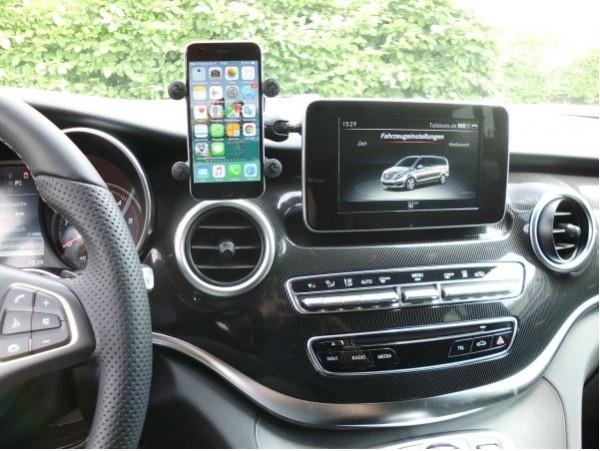 Handy/Smartphone Halterung für Mercedes Benz V-Klasse