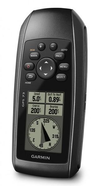 GPS 73 Handgerät von Garmin