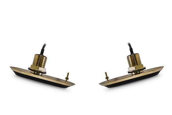 RV-220 3D Bronze-Durchbruchgeber-Set (Kimmung 20°) von Raymarine