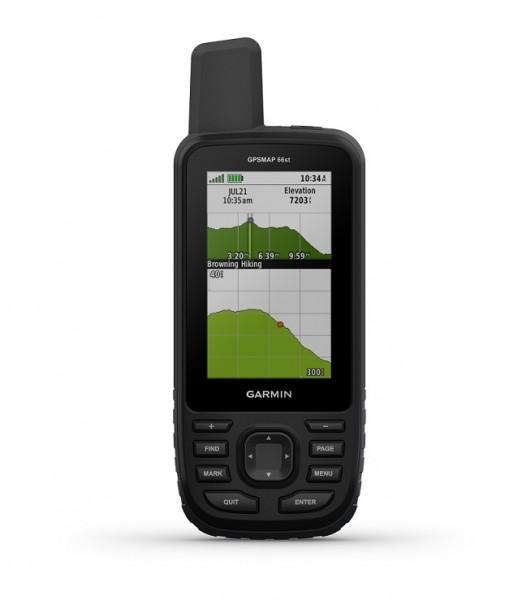 GPSMAP 66st Handgerät mit TopoActive Europa-Karte