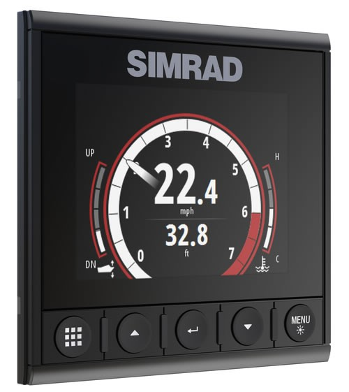 Simrad IS42 Farbdisplay