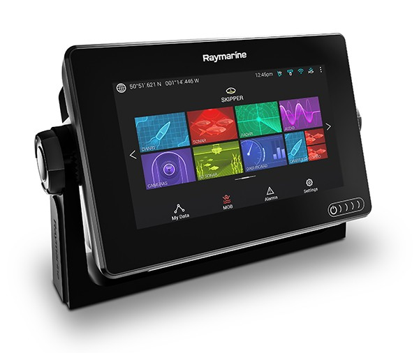 Raymarine Axiom Display