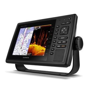 Garmin GPSMAP 820xs Kartenplotter/Fishfinder mit Tastenbedienung