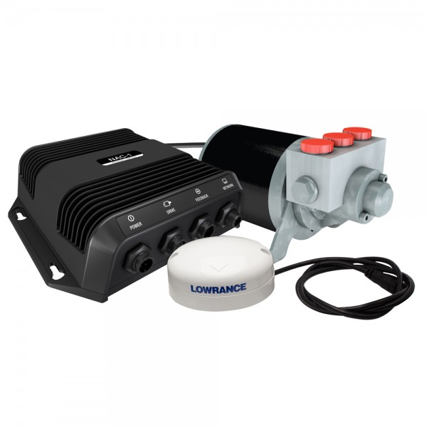 000-11748-001 Lowrance Hydraulik Autopilot-Paket