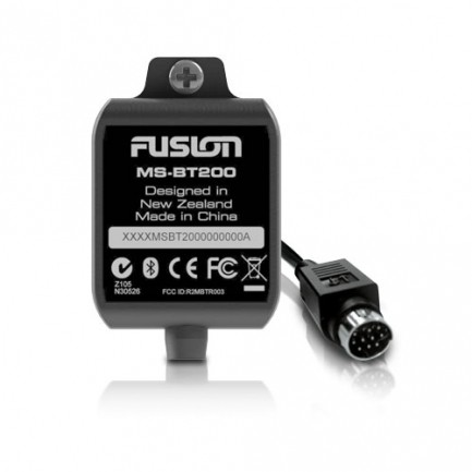 Fusion MS-BT200 Bluetooth Musik Adapter für MS-RA205-700er Serie