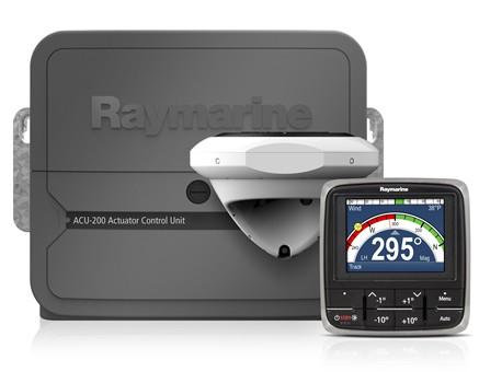 Evolution EV-200 Sail Paket inkl. p70s Instrument von Raymarine  günstig online kaufen
