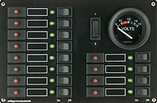 Philippi Stromkreisverteiler STV 412 - 24V