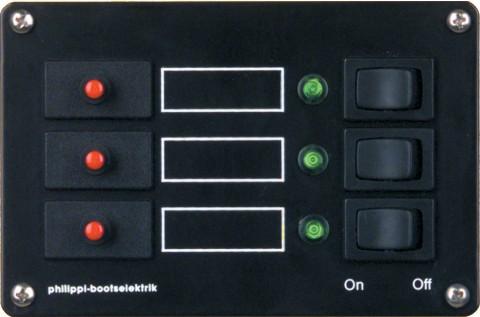 Philippi Stromkreisverteiler STV 103