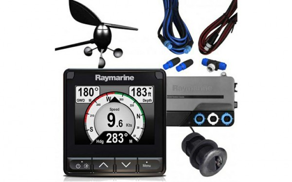 t70216 Wind- Tiefe- Speed-Paket mit i70s Display von Raymarine