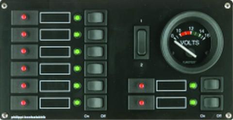 Philippi Stromkreisverteiler STV 118 12V