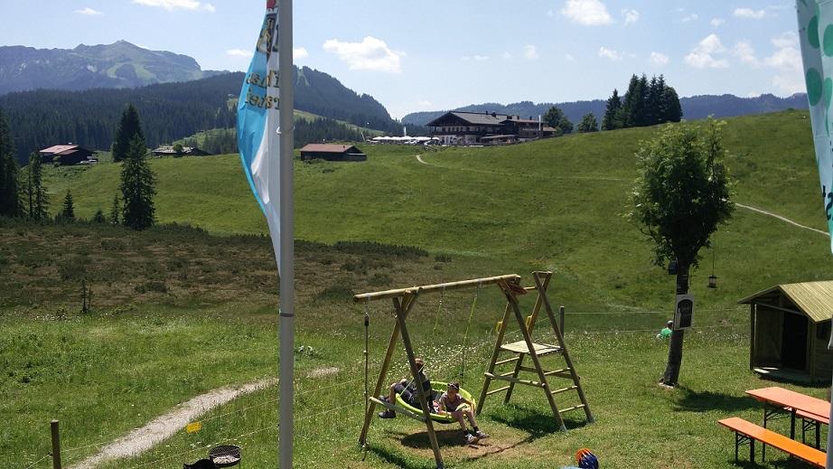 Traunsteiner Hütte