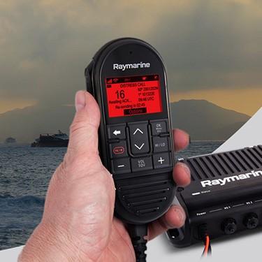Raymarine Funkgerät VHF 91