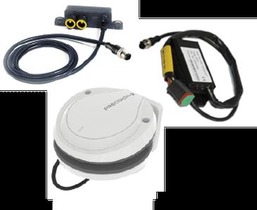 000-11286-001 SG05 Autopilot Paket für Yamaha Helm Master von Simrad