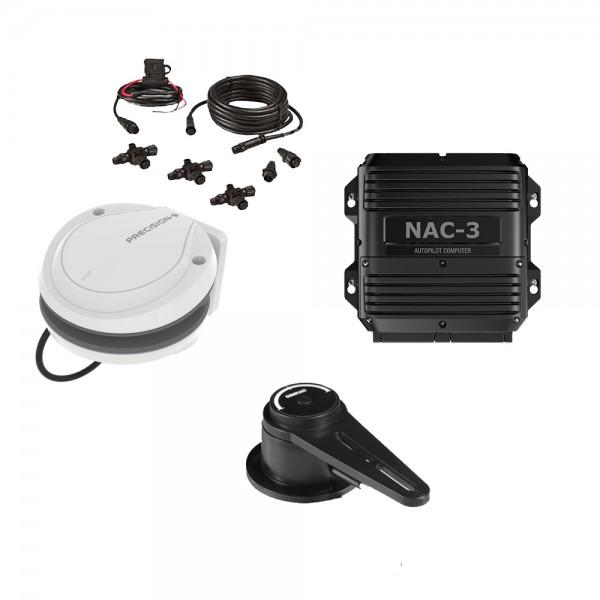 000-13336-001 Autopilot-Paket NAC-3 Core Pack für B&G und Simrad von Navico