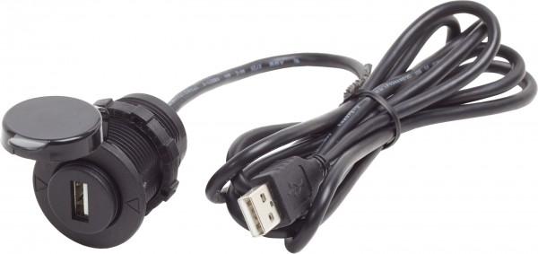 USB Einbaubuchse BS1044