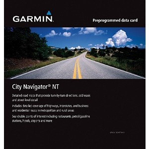 City Navigator Australia & New Zealand NT von Garmin