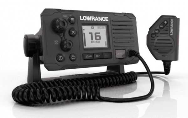 000-13543-001 Lowrance Link-6 UKW Funkgerät